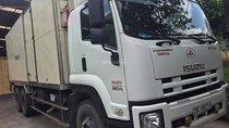 Bán xe tải Isuzu FVM đời 2015, màu trắng