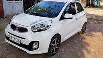 Cần bán gấp Kia Morning Si AT sản xuất năm 2015, màu trắng