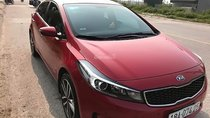 Cần bán lại xe Kia Cerato 2.0 AT năm 2016, màu đỏ số tự động