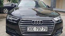 Bán Audi A4 2.0 TFSI đời 2016, màu đen, nhập khẩu
