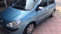 Cần bán gấp Hyundai Getz 1.4 AT năm 2007, màu xanh lam, nhập khẩu số tự động, giá 190tr