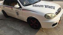 Cần bán lại xe Daewoo Lanos đời 2002, màu trắng, xe nhập chính chủ