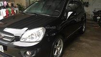 Cần bán gấp Kia Carens EX 2.0 MT sản xuất 2009, màu đen