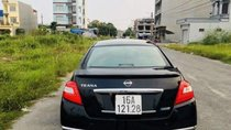 Cần bán xe Nissan Teana sản xuất năm 2010, màu đen, nhập khẩu