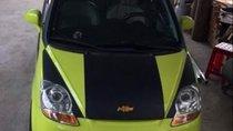 Bán Chevrolet Spark đời 2009, màu xanh cốm
