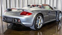 Sau 13 năm sử dụng, siêu xe Porsche Carrera GT rao bán gần 1,6 triệu USD