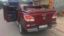 Bán Mazda BT 50 3.2L 4x4 AT sản xuất năm 2014, màu đỏ, nhập khẩu
