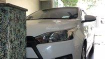 Bán ô tô Toyota Yaris E năm 2015, màu trắng, xe nhập