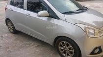 Bán Hyundai Grand i10 1.0 MT 2015, màu bạc, nhập khẩu nguyên chiếc