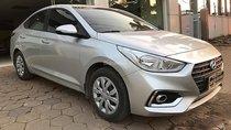 Bán Hyundai Accent 1.4MT Base sản xuất năm 2018, màu bạc, chính chủ
