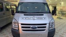 Cần bán xe Ford Transit đời 2011, màu bạc