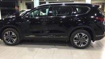 Bán xe Hyundai Santa Fe sản xuất năm 2019, màu đen