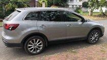 Bán xe Mazda CX 9 3.8AT sản xuất năm 2015, màu xám, nhập khẩu