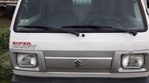 Cần bán lại xe Suzuki Super Carry Van MT sản xuất 2013,   điều hòa đầy đủ