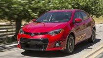 10 mẫu xe ăn khách nhất tại Mỹ: Toyota Corolla xếp gần cuối bảng