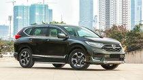 Giá lăn bánh xe Honda CR-V năm 2019 tại Việt Nam