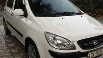 Cần bán lại xe Hyundai Getz 1.1 MT đời 2009, màu trắng, giá tốt