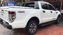 Cần bán gấp Ford Ranger 3.2 AT 4x4 2016, màu trắng, nhập khẩu