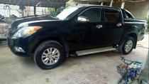Bán Mazda BT 50 sản xuất 2014, màu đen, xe nhập