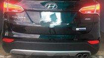 Cần bán xe Hyundai Santa Fe năm 2015, màu đen chính chủ