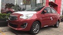 Cần bán Mitsubishi Attrage đời 2018, màu đỏ, nhập khẩu, giá 375tr