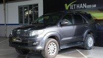 Cần bán Toyota Fortuner V 2.7AT năm sản xuất 2013, màu xám (ghi)