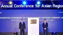 Hãng xe tải Foton Motor Trung Quốc áp dụng chiến lược mới tại Việt Nam