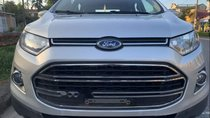 Cần bán xe Ford EcoSport sản xuất năm 2016, màu bạc, giá tốt