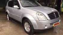 Bán xe Ssangyong Rexton II đời 2009, màu bạc, nhập khẩu Hàn Quốc chính chủ
