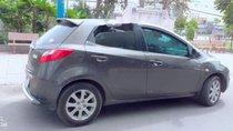 Bán Mazda 2 2015, màu xám, 450 triệu