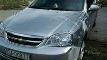 Cần bán xe Chevrolet Lacetti 1.6 đời 2011, màu bạc số sàn