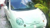 Bán Daewoo Matiz sản xuất 2005, màu trắng xe gia đình giá cạnh tranh