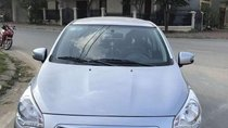 Cần bán Mitsubishi Attrage năm 2014, màu bạc, nhập khẩu, 230 triệu