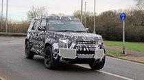 Land Rover Defender 2020 trở lại, tái xuất một huyền thoại