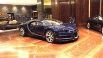 """Nhà giàu Việt """"im hơi lặng tiếng"""", đại gia Campuchia bất ngờ sở hữu Bugatti Chiron"""