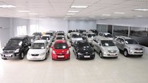 Cuối năm dương lịch, thị trường ô tô cũ vẫn 'ảm đạm'