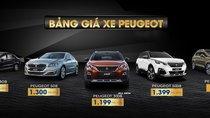 Peugeot Việt Nam khuyến mại tháng 12/2018, khách hàng có quà