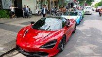 Bắt gặp McLaren 720S bản hiệu suất cao đỏ rực rỡ lượn phố Sài Gòn