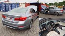 BMW 5-Series phiên bản 530e Plug-In Hybrid thế hệ mới cập bến Việt Nam?