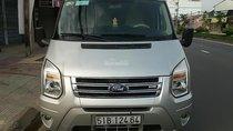 Bán Ford Transit SLX LUXURY ABS 2014, màu bạc, giá chỉ 530 triệu