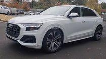 Cần bán xe Audi Q8 Prestige đời 2019, màu trắng, nhập khẩu