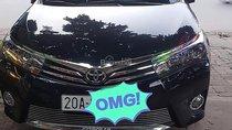 Cần bán Toyota Corolla altis đời 2017, màu đen, giá chỉ 745 triệu