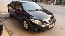 Cần bán xe Toyota Corolla altis năm sản xuất 2010, màu đen, giá chỉ 486 triệu