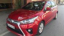 Bán gấp Toyota Yaris sản xuất năm 2014, màu đỏ, nhập khẩu