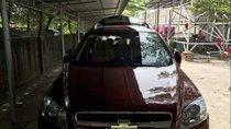 Cần bán Chevrolet Captiva AT năm 2011, xe còn mới