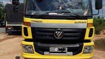 Thanh lý cặp Auman 15 tấn đời 2015, xe đang hoạt động bình thường