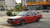 Bán Nissan Bluebird đời 1990, màu đỏ, xe nhập, giá chỉ 40 triệu