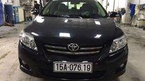 Cần bán Toyota Corolla altis đời 2010, màu đen chính chủ