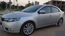 Cần bán lại xe Kia Cerato năm 2011, màu bạc, nhập khẩu đẹp như mới