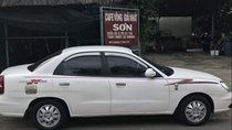 Bán xe Daewoo Nubira đời 2002, màu trắng như mới, 110tr